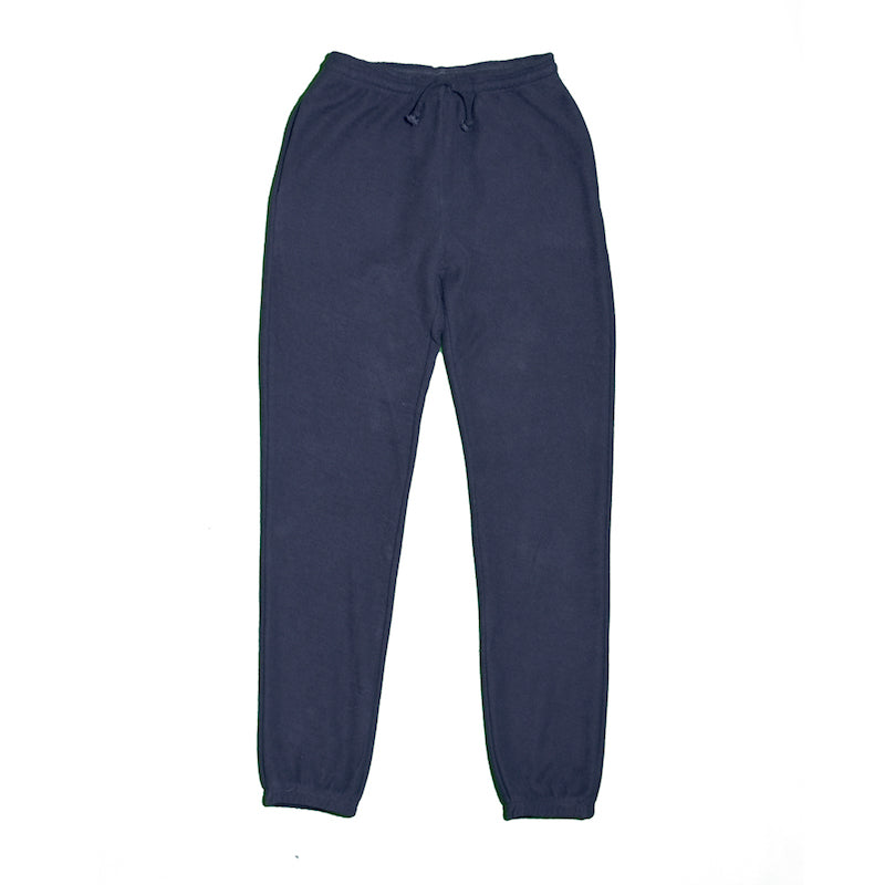 Charcoal Reverse Loopback Tracksuit Bottoms