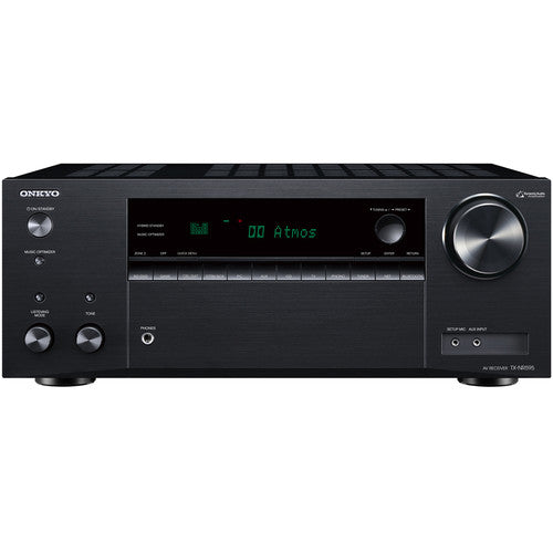 Onkyo TX-NR595 7.2-Channel Network Audio/Video Receiver