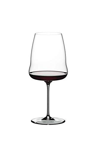 Riedel Winewings Syrah/Shiraz Wine Glass, Single Stem, Clear