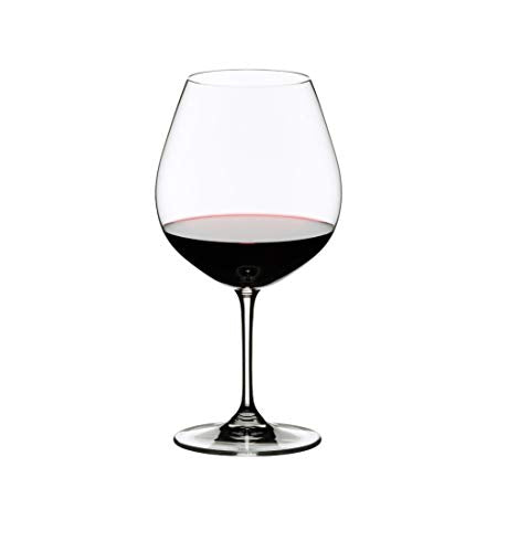 Riedel 6416/07 VINUM Pinot Noir Glass Set of 2 Clear