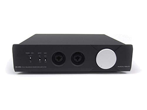 Musical Fidelity: MX-HPA Headphone Amplifier - Black