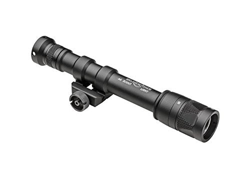 SureFire M600V AA, AA Battery powered IR Scout Light with White and IR Output, Includes Z68 click-type tailcap pushbutton switch