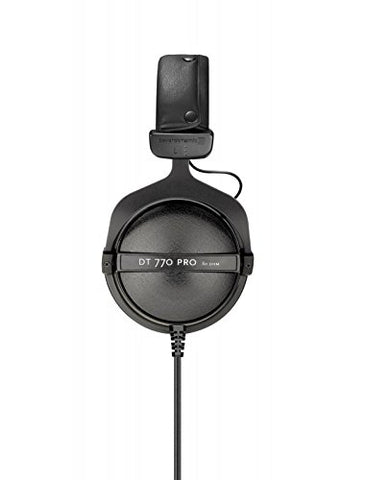 Beyerdynamic DT 770 Pro 80 ohm Closed-back Studio Mixing Headphones