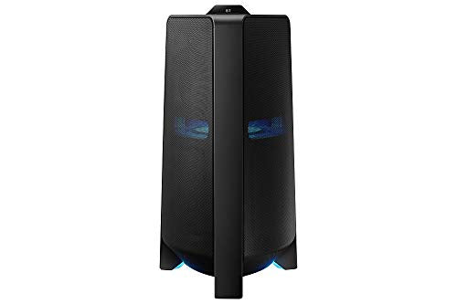 Samsung Giga High Power Audio MX-T70, Bluetooth Compatible, 1500-Watts - Black