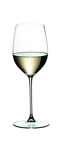 Riedel 6449/05 Veritas Chardonnay Wine Glasses Set of 2 Clear