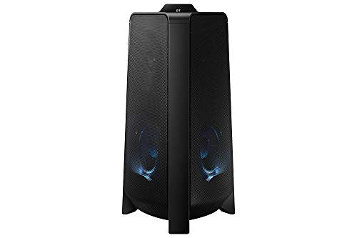 Samsung Giga High Power Audio MX-T50, Bluetooth Compatible, 500-Watts - Black