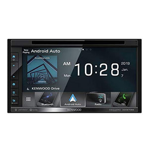 "Kenwood DDX6706S 6.8"" DVD/Bluetooth Double-DIN Receiver"
