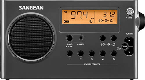 Sangean SG-106 Digital Tuning Portable Radio