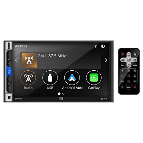 "Dual DMCPA70 7"" Double-DIN Receiver"