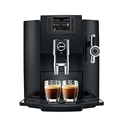 Jura E8 Automatic Coffee/Epresso Maker