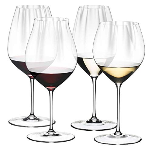 Riedel 5884/47-19 Performance Wine Glasses, Set of 4, Clear