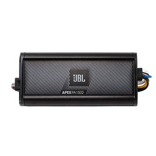 JBL APEX PA1502 2 Channel Amplifier 150W x 2 [APEX PA1502]