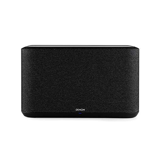 Denon Home 350 Wireless Speaker (2020 Model) | HEOS Built-in, AirPlay 2, and Bluetooth | Alexa Compatible | Stunning Design | Black