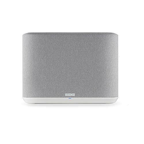 Denon Home 250 Wireless Speaker (2020 Model) | HEOS Built-in, AirPlay 2, and Bluetooth | Alexa Compatible | Stunning Design | White