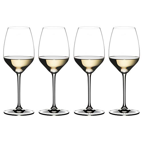 Riedel Extreme Crystal Riesling Wine Glass, Buy 3 Get 4 Glasses