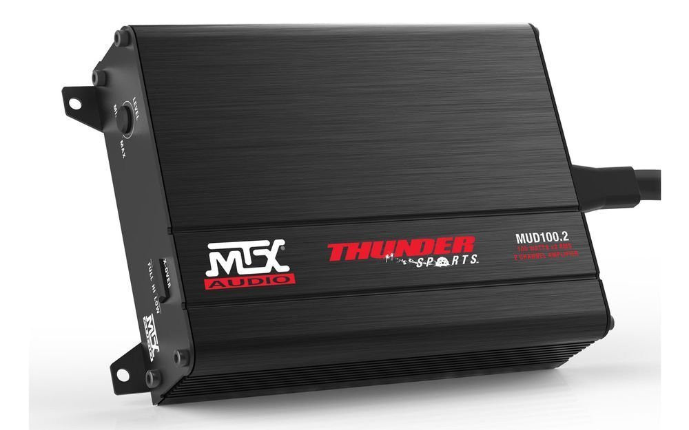 MTX Audio MUD100.2 Mud Series Amplifier