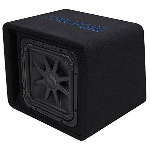 "Kicker VL7S122 L7S 12"" Subwoofer in Vented Enclosure 2-Ohm"