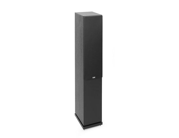 Elac Debut 2.0 F5.2 Floorstanding Tower Speaker - (Each) Black