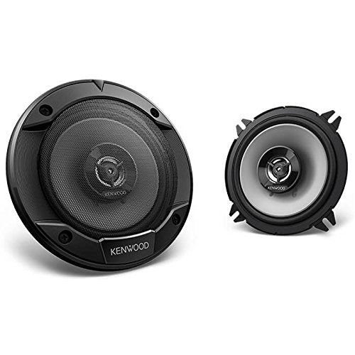 Kenwood KFC-1366S 250 Watt 5.25-Inch Coaxial 2 Way Car Audio Speaker (1 Pair)