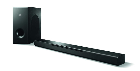 Yamaha YAS-408 MusicCast BAR 400 Sound Bar w Wireless Subwoofer