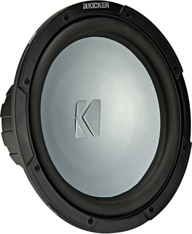 Kicker ( KIC45KMF122 ) KMF12 12-inch (30cm) Weather-Proof Subwoofer for Freeair