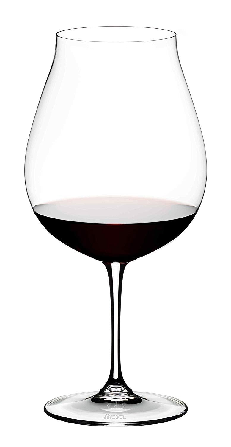 Riedel 6416/16 Vinum Pinot Noir Glasses, Set of 2, Clear