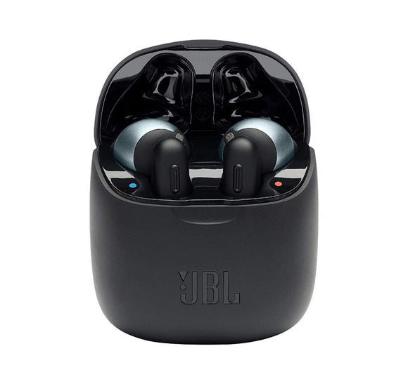 JBL TUNE220 True Wireless Bluetooth Headphones - Black