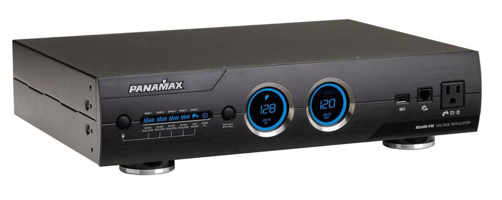 Panamax M5400-PM 11 Outlet Home Theater Power Line Conditioner, Surge Protector & Voltage Regulator