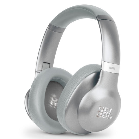 JBL V750NXTSIL Everest Elite 750 NXTGen Wireless Over-Ear NC Headphones (Silver)