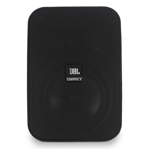 JBL Control X Indoor/Outdoor Speaker-Pair (Black)