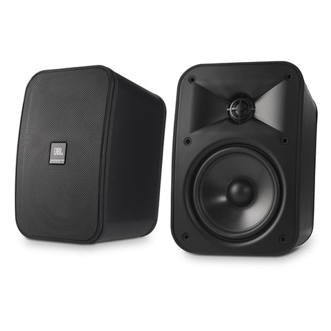 "JBL Control X 5.25"" Indoor/Outdoor Speaker-Pair (Black)"