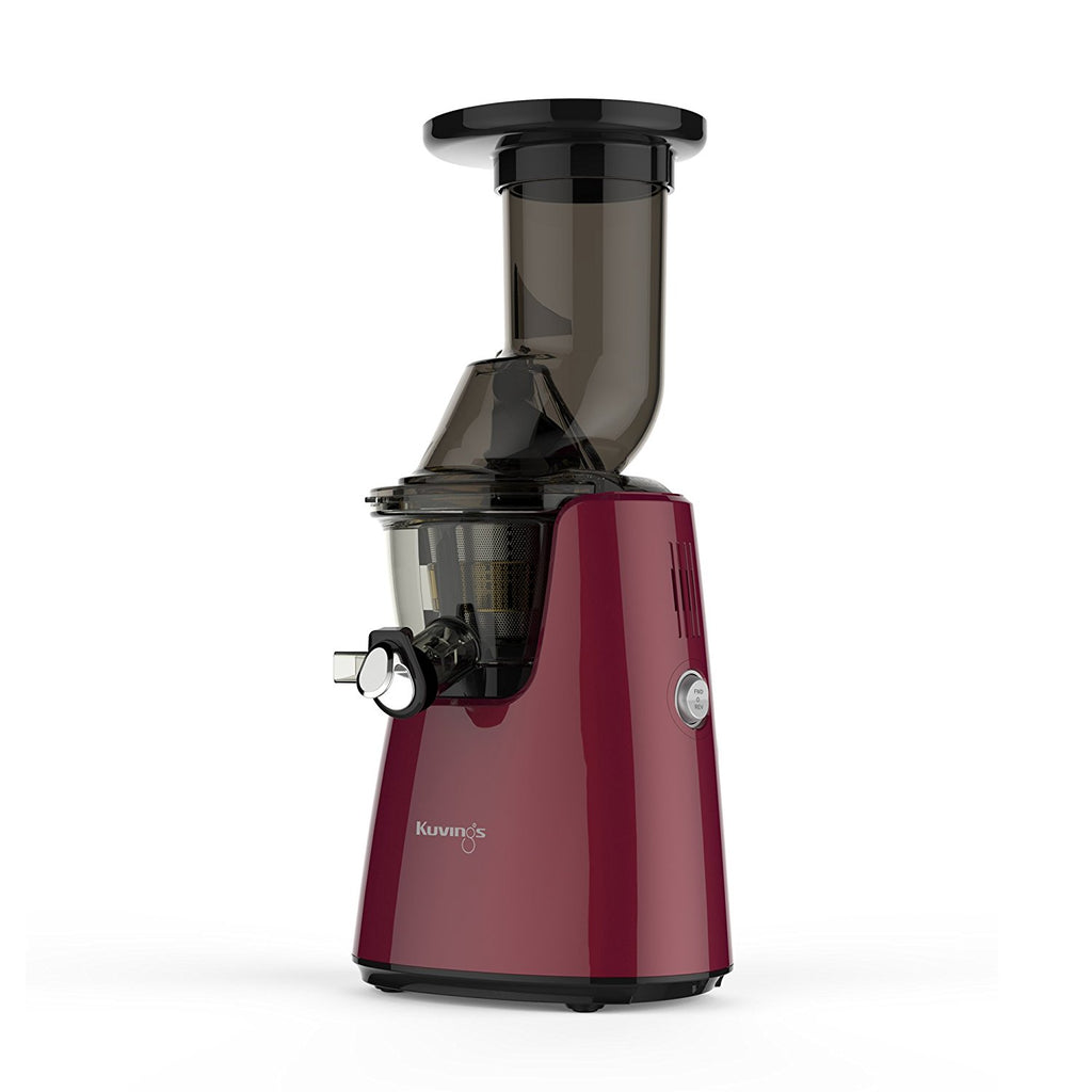 Kuvings C7000P Whole Slow Juicer Elite, Red