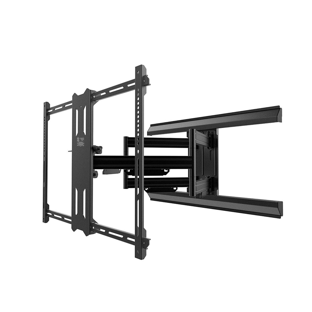 "Kanto Full Motion PMX700 Pro Series TV Mount – 42"" to 100"" – Black"