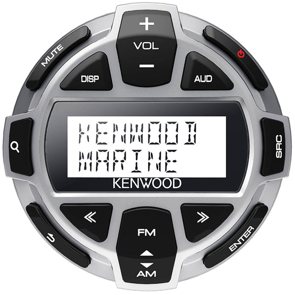 Kenwood KCA-RC55MR Wired Marine Boat Remote to KMR-700U KMR-550U KMR-700U