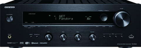 Onkyo TX-8160 Network Stereo Receiver