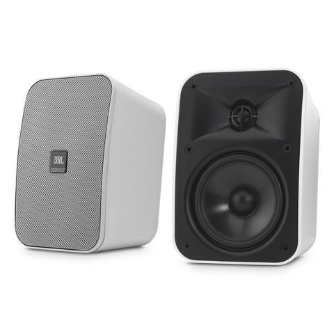 "JBL Control X 5.25"" Indoor/Outdoor Speaker-Pair (White)"