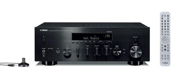 Yamaha R-N803 Hi-Fi Network Stereo Receiver with Bluetooth, MusicCast and Phono Input