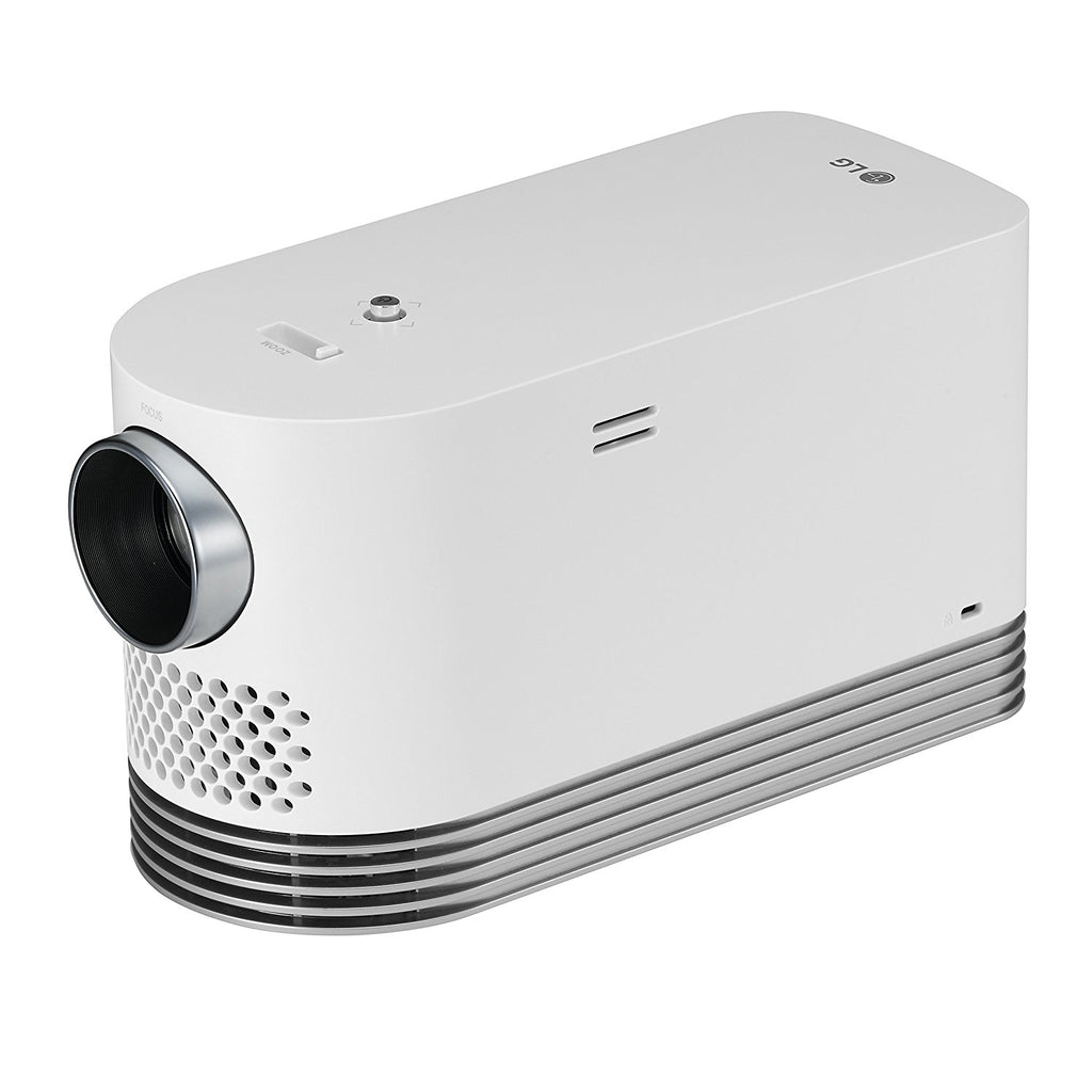LG HF80JA Full HD Laser Smart Home Theater Projector w/ Wireless Connection (Android, laptops)