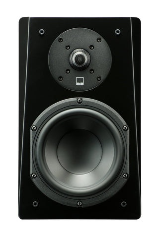 SVS Prime Bookshelf Speakers (Black Ash Pair)