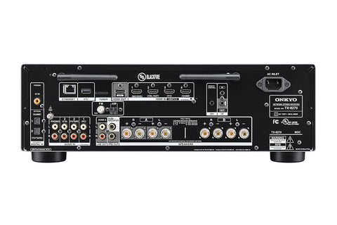 Onkyo TX-8270 Network Stereo Receiver with Built-In HDMI, Wi-Fi & Bluetooth