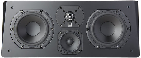 SVS Prime Center Speaker (Black Ash)