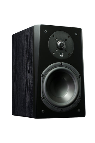 SVS Prime Bookshelf Speakers - Pair (Black Ash)