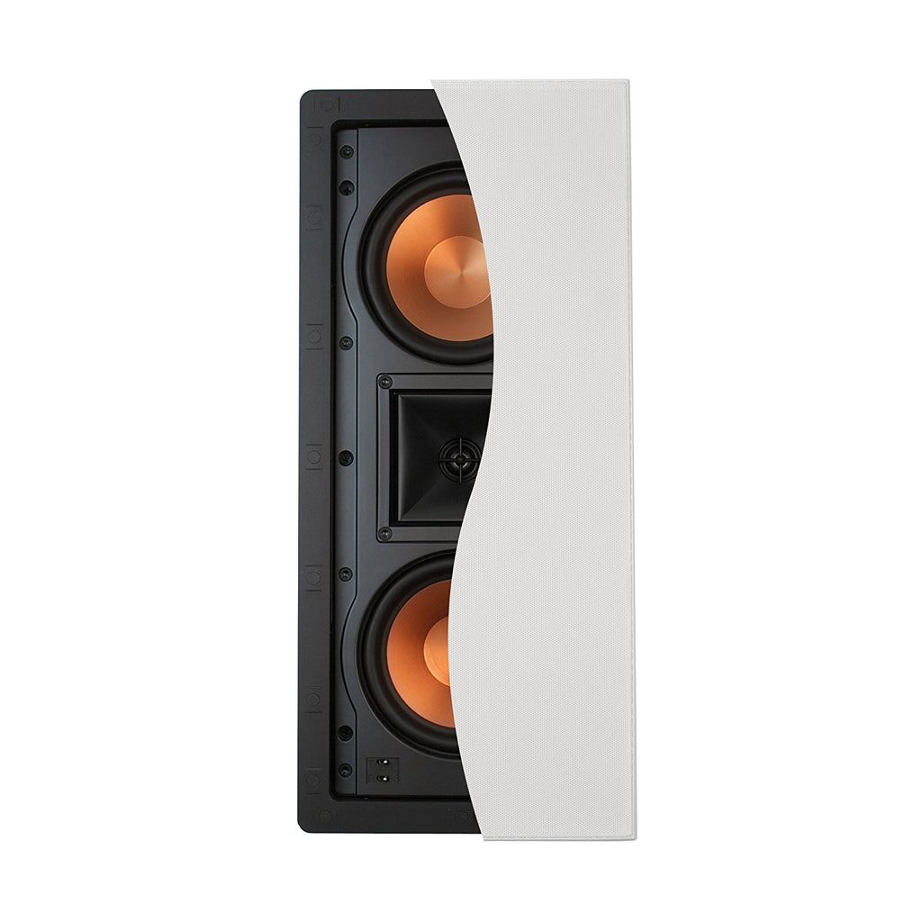 Klipsch R-5502-W II In-Wall LCR Speaker-Each (White)