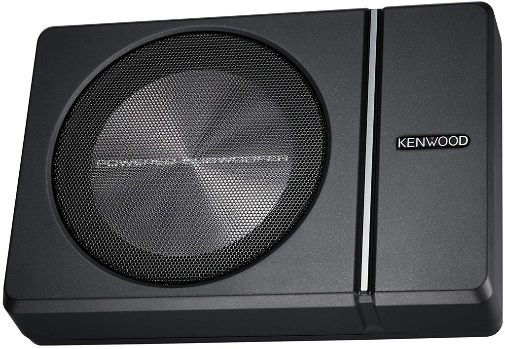 "Kenwood KSC-PSW8 Compact powered 8"" Subwoofer"