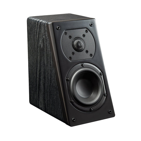 SVS Prime Elevation Speakers - Pair (Black Ash)