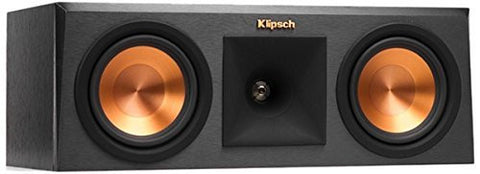 Klipsch RP250CBK BLACK Center Channel Speaker