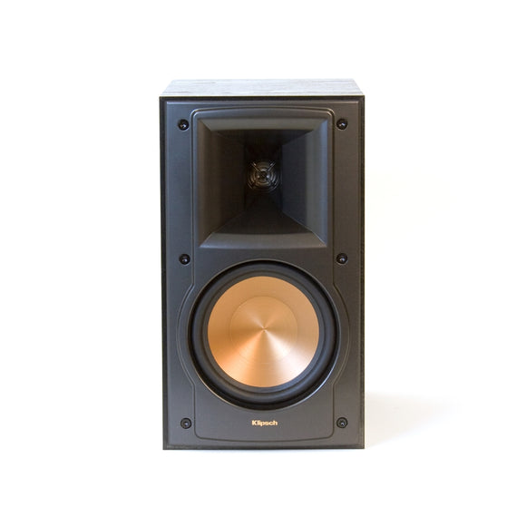 Klipsch RB-51 II Reference Series Bookshelf Loudspeakers - Black (Pair) Open Box
