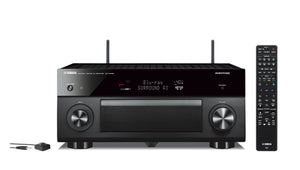 Yamaha RX-A2080 AVENTAGE 9.2-Channel AV Receiver withHDR, Dolby Vision and MusicCast. Works with Alexa