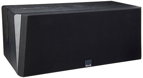 SVS Prime Center Speaker Black Ash