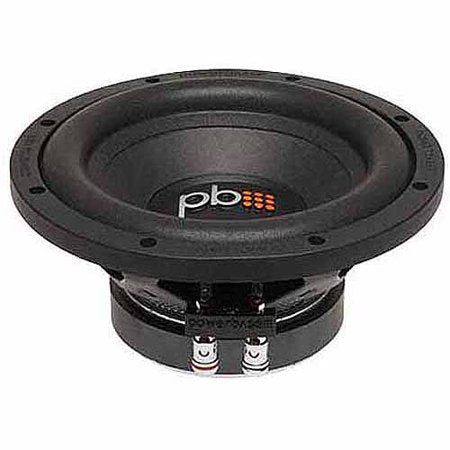 "Powerbass S-Series 8"" Single 4  Subwoofer (S84)"